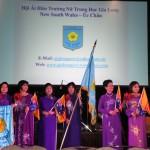 GL New South Wales Úc Châu nhận cờ luân lưu
