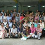 Quý Thầy Cô và nhân viên hành chánh Gia Long (2003)