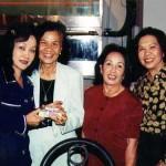 Cô Thu Hà, Cô Minh, Cô Nhung, Cô Mai