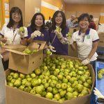 Tình nguyện viên Gia Long tại 2nd Harvest Food Bank (2019)