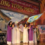 Gia Long Bắc Cali tham dự ĐHGLTG Kỳ IV (Âu Châu, 2009)