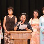Nhóm cựu nữ sinh Gia Long