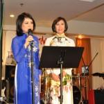 MC - GL Hồng Ân và Mỹ Kim