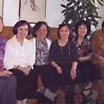 Cô Như Mai, Cô Diệu Lan, Cô Bạch Hạc, Cô Diệu Chước, Cô Tiết, Cô Phạm thị Nhung (2004)