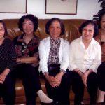 Cô Diệu Lan, Cô Tiết, Cô Bạch Hạc, Cô Diệu Chước, Cô Phạm thị Nhung (2004)