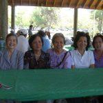 Cô Mỹ, Cô Bạch Hạc, Cô Xuân Mai, Cô Ngọc Túy, Cô Nhung (2009)