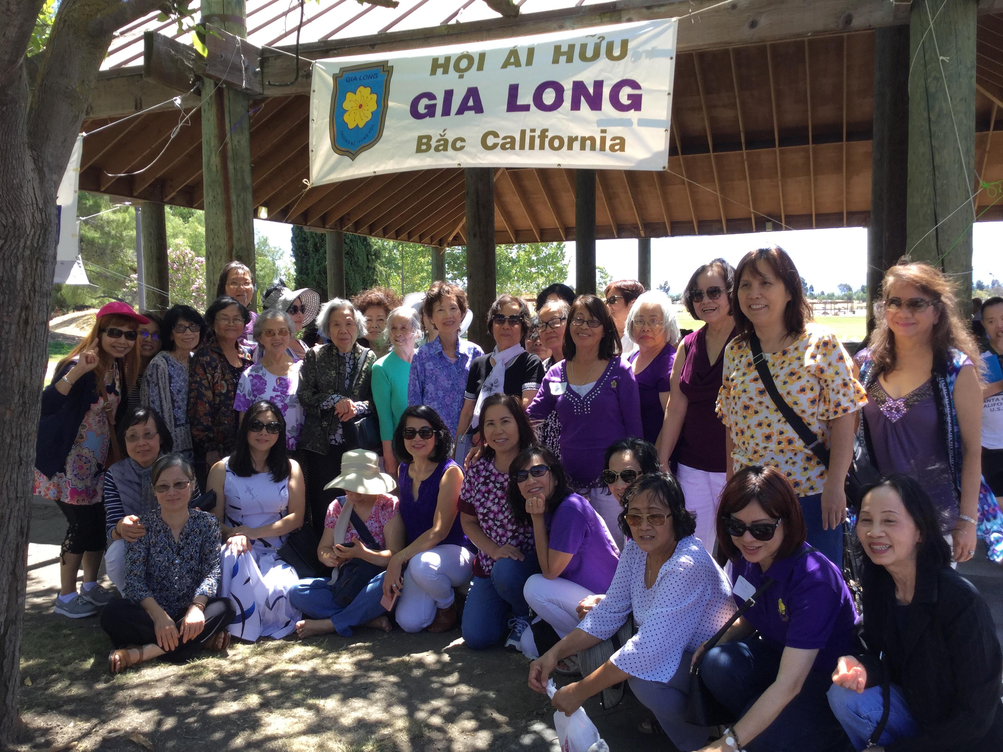 Đại gia đình Gia Long Bắc California - Picnic Liên Trường 2019
