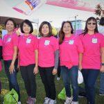 Đi bộ gây quỹ chống ung thư ngực (2018)