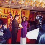 Giải nhất xe hoa Xuân Canh Thìn (2000)
