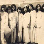 Tứ 2 (1966) - (Lan, Trâm, Mỹ, Hoa, Thu, Tính, Hồng, Loan, Thủy)
