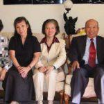 Họp Mặt Tân Niên 2002 (Cô Phú, Cô Tiến, Cô Kim Oanh, Cô Tuyết Mai, Thầy Diêm, Cô Mỹ)