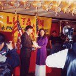 Giải nhất xe hoa - Xuân Tân Tỵ (2001)