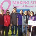 Đi bộ gây quỹ chống Ung Thư Ngực (2011)