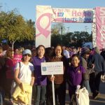 Đi bộ gây quỹ chống ung thư ngực (2012)