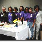 Giúp ẩm thực trong chương trình Hiến Tuỷ (2003)