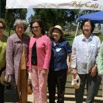 Cô Hiếu, Cô Hiền, Cô Ngọc Túy, Cô Mỹ, Cô Tiến, Cô Xuân Mai - Picnic Gia Long Bắc Cali (2005)