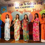 Hậu duệ Gia Long - Trình diễn thời trang áo dài