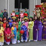 Gia đình Gia Long Bắc California tham dự Hội Xuân Kỷ Sửu (2009)