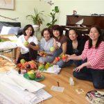 Chuẩn bị cho Xe Hoa Hội Xuân Kỷ Sửu (2009)
