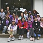 Đi bộ gây quỹ chống Ung Thư Ngực (2009)
