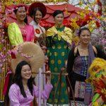 Xe hoa Xuân Đinh Hợi (2007)