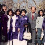 Gia Long Bắc Cali tham dự Lễ Thượng Kỳ (1988)