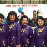 Gia Long Bắc Cali tham dự Hội Xuân Bính Tý (1996)